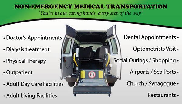 non emergency medical transportation business 101. Black Bedroom Furniture Sets. Home Design Ideas